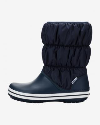 Crocs Winter Puff Snehule Modrá dámské 42-43