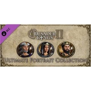 Crusader Kings II: Ultimate Portrait Pack Collection - PC DIGITAL