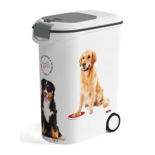 CURVER kontajner na suché krmivo 20kg pes