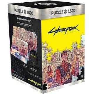 Cyberpunk 2077: Valentinos – Good Loot Puzzle
