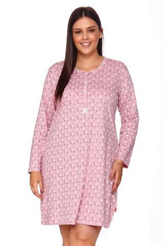 Dámska nočná košeľa Patricia dámské ružová L