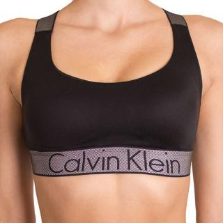 Dámská podprsenka Calvin Klein černá  dámské Other S