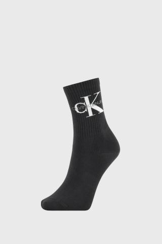 Dámske ponožky Calvin Klein Bowery čierne dámské ČIERNA uni