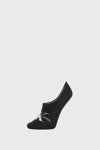 Dámske ponožky Calvin Klein Brooklyn čierne dámské ČIERNA uni