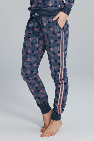 Dámske pyžamové nohavice Far East dámské modrá L