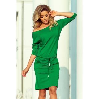 Dámske šaty NUMOCO 13 dámské Green | No color S