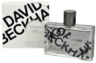 David Beckham Homme - EDT 75 ml pánské