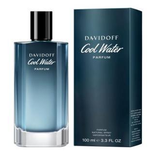 Davidoff Cool Water Parfum 100 ml parfumovaná voda pre mužov pánské 100 ml