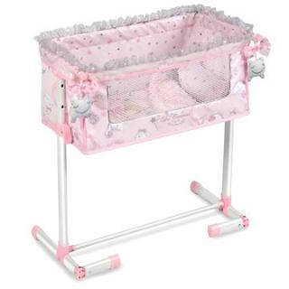 DeCuevas 51234 Novorodenecká postieľka pre bábiky s funkciou spoločného spania Magic Maria 2020