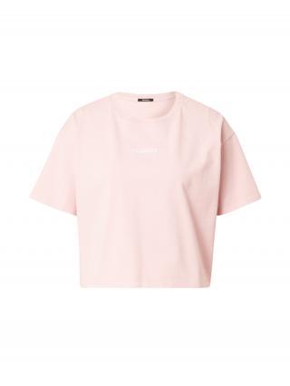 DENHAM Tričko UPLANCE  ružová dámské L