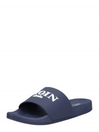 Derbe Šľapky Buddellette  námornícka modrá pánské 38