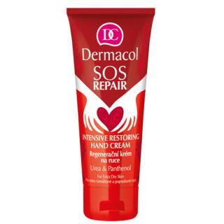 Dermacol Intenzívny regeneračný krém na ruky SOS Repair 75 ml -ZĽAVA - odlomený kúsok viečka dámské