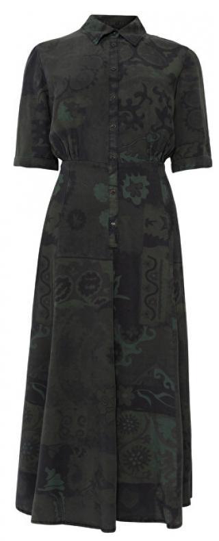 Desigual Dámske šaty Vest Ginebra Boaba 19WWVW49 4068 38 dámské