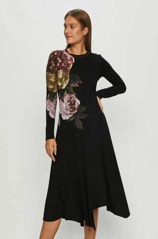 Desigual - Šaty dámské čierna XS