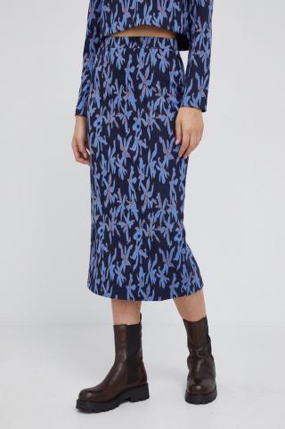 Desigual - Sukňa dámské modrá XS