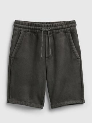 Detské kraťasy everyday pull-on shorts Šedá sivá 158