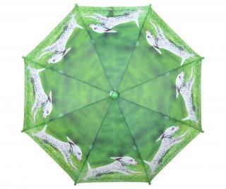Detský dáždnik Dalmatian Zelená