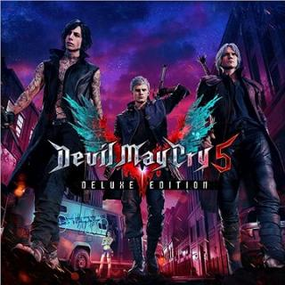Devil May Cry 5 Deluxe Edition (PC) DIGITAL