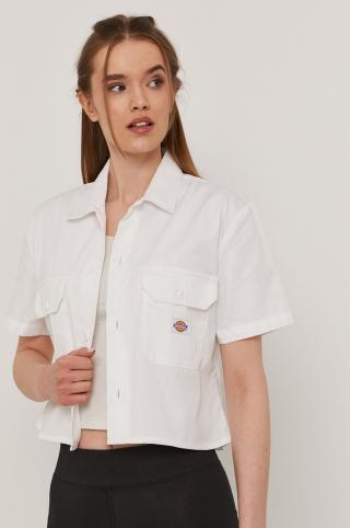Dickies - Košeľa dámské biela XS