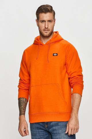 Dickies - Mikina pánské oranžová S