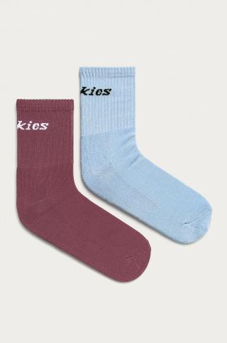 Dickies - Ponožky  fialová 39/42