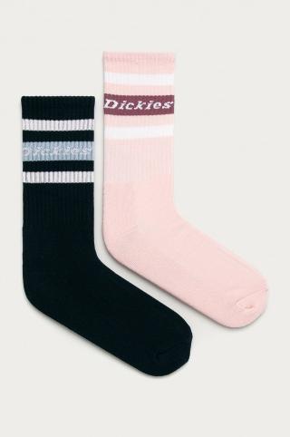 Dickies - Ponožky  tmavomodrá 39/42