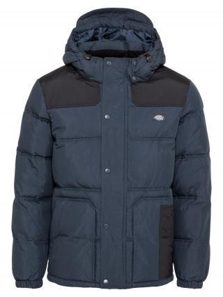 DICKIES Prechodná bunda  modrá / čierna pánské S