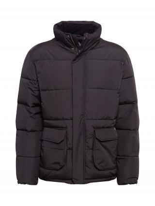 DICKIES Prechodná bunda Olaton  čierna pánské XL