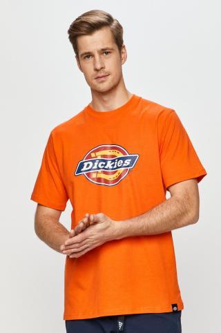 Dickies - Tričko pánské oranžová S