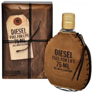 Diesel Fuel For Life Homme - EDT 75 ml pánské
