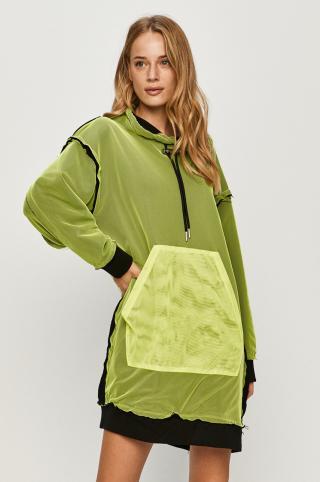 Diesel - Obojstranné šaty dámské zelená XS