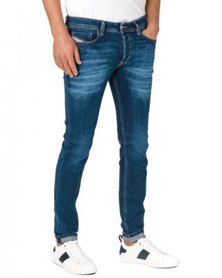 Diesel Sleenker-X Jeans Modrá pánské 34/34