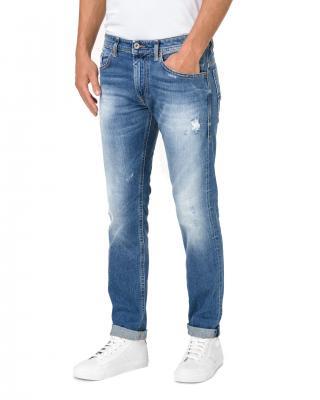 Diesel Thommer-X Jeans Modrá pánské 34/34