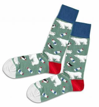 DillySocks Ponožky  Winter Climate  zmiešané farby dámské 36-40