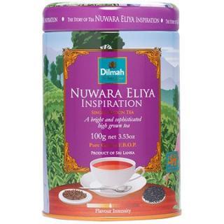 Dilmah STORY OF TEA NUWARA ELIYA 100g/12