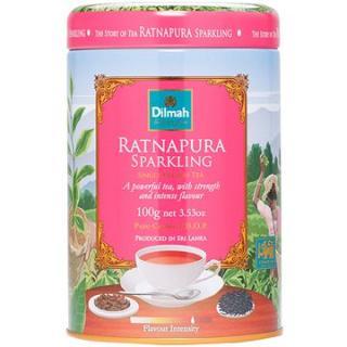 Dilmah STORY OF TEA RATNAPURA 100g/12