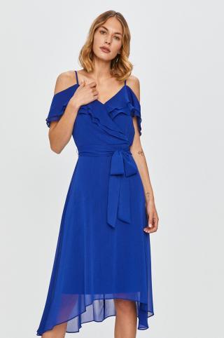 Dkny - Šaty dámské modrá 36