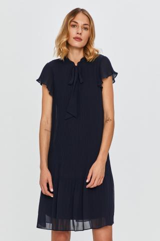 Dkny - Šaty dámské tmavomodrá 36
