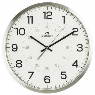 DOGENI Nástěnné hodiny s tichým chodem WNM008SL - SLEVA dámské