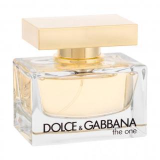 Dolce&Gabbana The One 50 ml parfumovaná voda pre ženy poškodená krabička dámské 50 ml