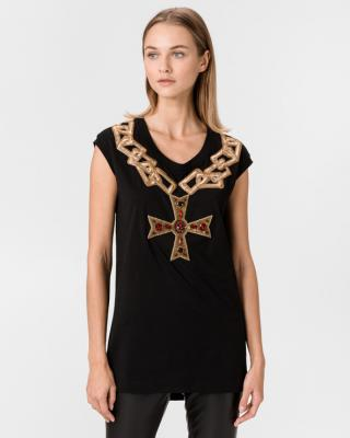 Dolce & Gabbana Tričko Čierna dámské 40