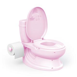 Dolu Detská toaleta, ružová