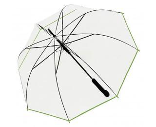 Doppler Dámsky palicový vystreľovací dáždnik Hit Long Automatic transparent Glocke 77354B 04 dámské