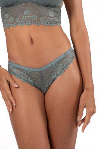 Dorina - Brazílske nohavičky Adore dámské zelená XS