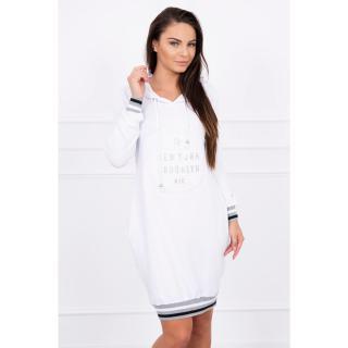 Dress Brooklyn white dámské Neurčeno One size