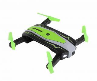 Drón Quadcopter Zelená