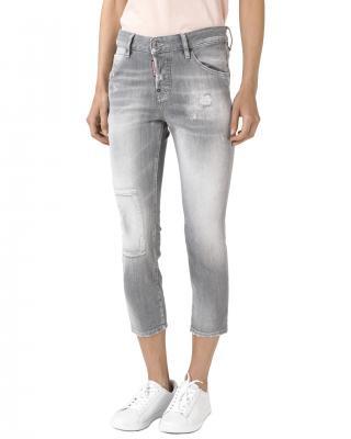 DSQUARED2 Cool Girl Jeans Šedá dámské IT-42