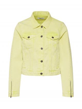 EDC BY ESPRIT Prechodná bunda  citrónová dámské L