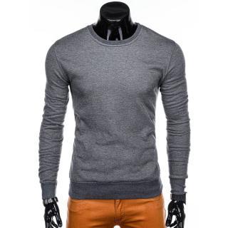 Edoti Mens sweatshirt B874 pánské DARK GREY M