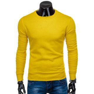 Edoti Mens sweatshirt B874 pánské Yellow M